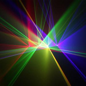 燈光應用展示