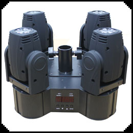 Four Side Moving Head Light